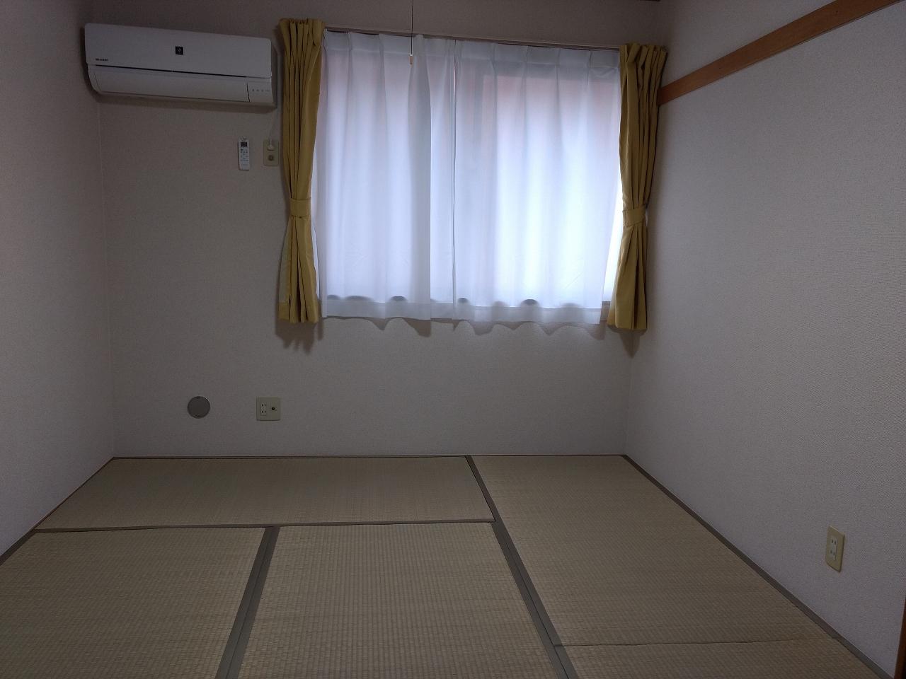 居室(和室6畳)